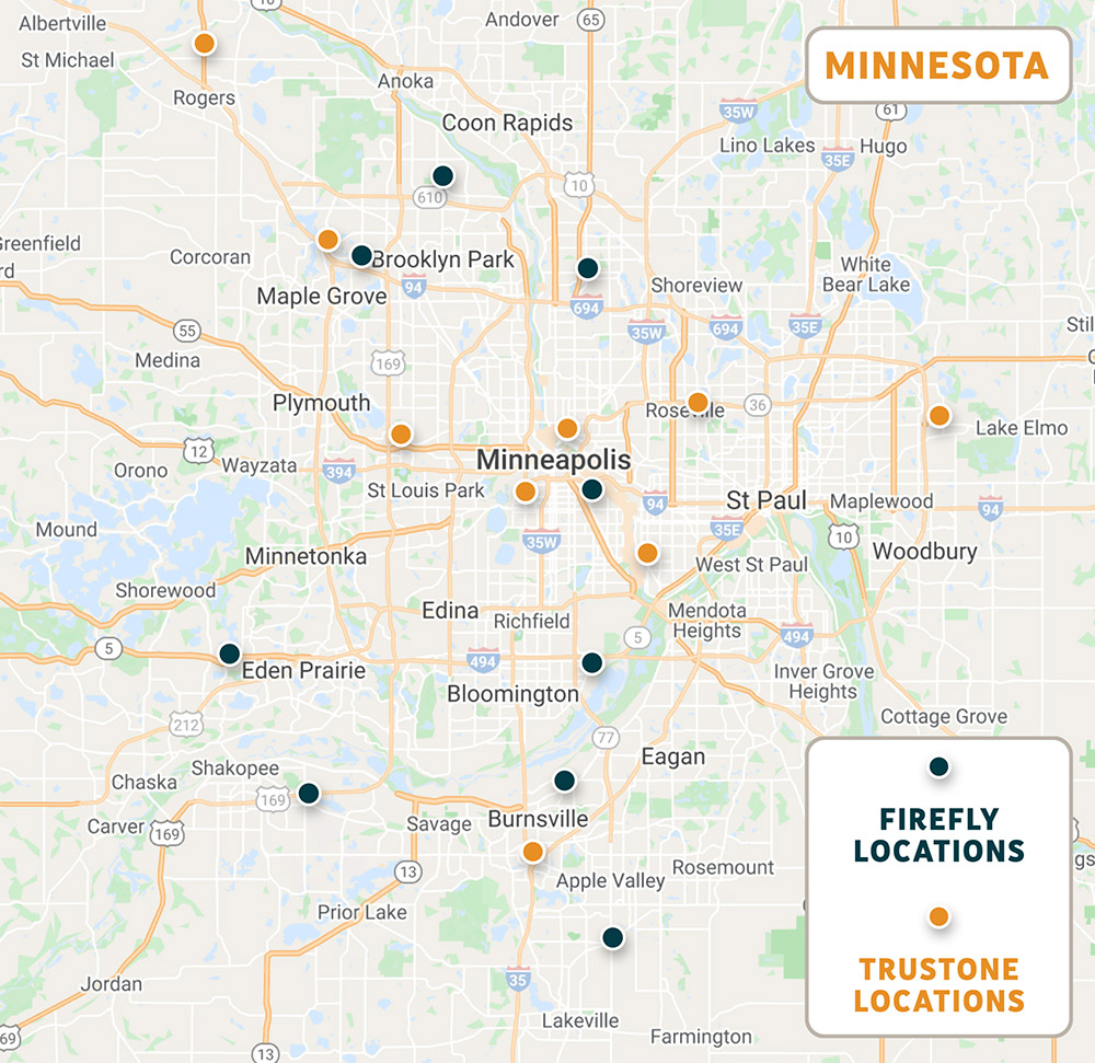 Minnesota Locations